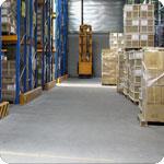 Polymeerversterkte cementvloeren
