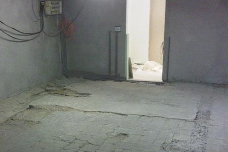 renovatie van industriële vloeren