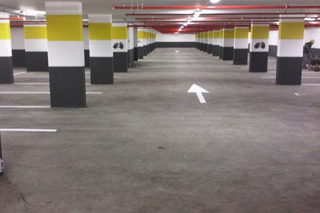 st-vincentius parkeergarage